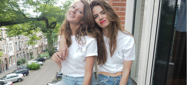 Interview: Roos mulder begon samen met Marjolein van den Broek...