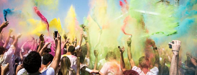 Festivals zijn een vrijstaat om de sleur te doorbreken