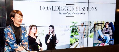 Weekendtip: Goaldiggers Session, powered by W Amsterdam