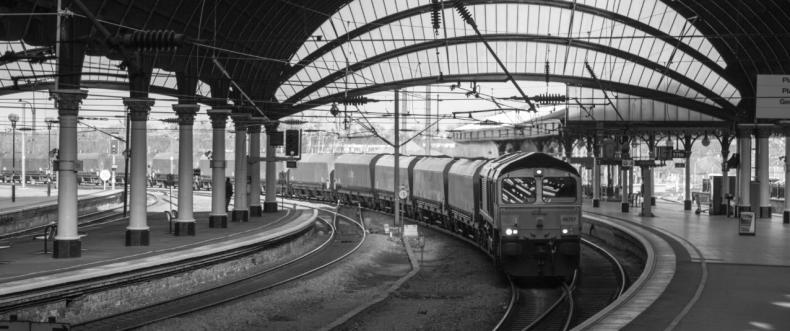 5 types die je tegenkomt in de trein