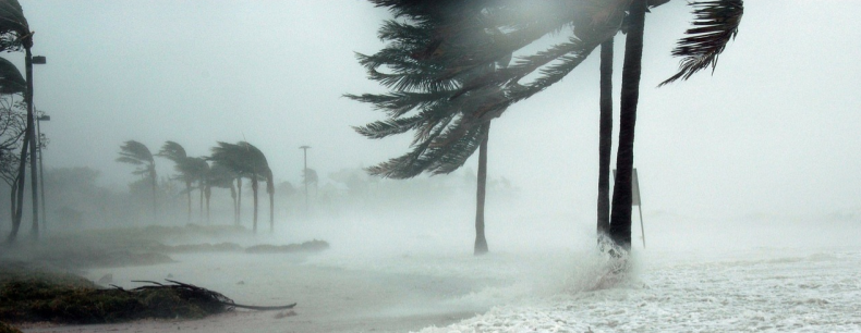 Column Robin: Vluchten voor super orkaan Irma