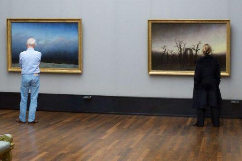 Stefan Draschan People Matching Paintings
