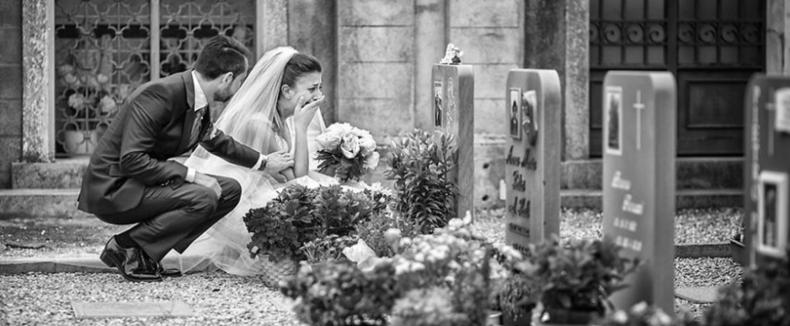 Deze mooie foto's laten zien hoe een bruiloft écht is