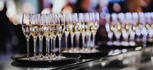 Drie recepten voor de beste champagne cocktails