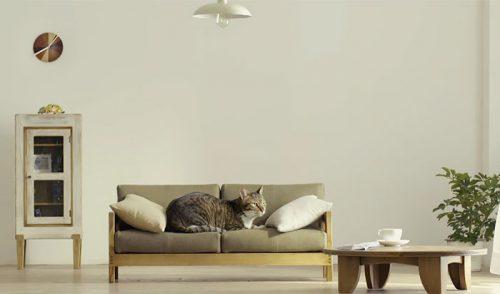 Miniatuur Design Meubels : Miniatuur katten meubels vanuit japan enfait