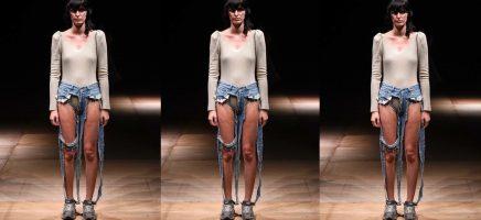 Zie jij jezelf al gaan in een 'string-jeans'?