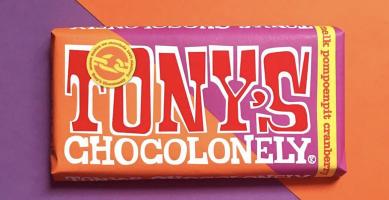 Smullen: dít is de nieuwe smaak van Tony Chocolonely