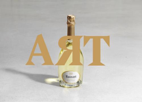 Doen dit weekend: Ruinart champagne drinken en kunst kijken!