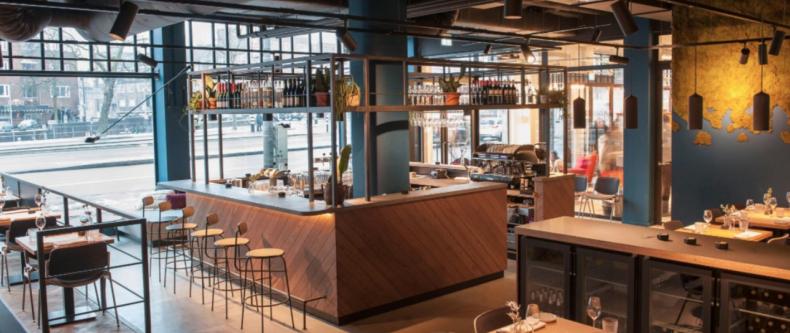 Restaurant MOER in Amsterdam