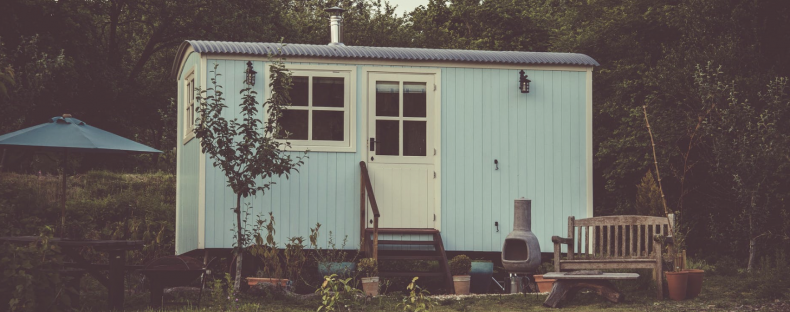 Wonen in een tiny house? Zo doe je dat
