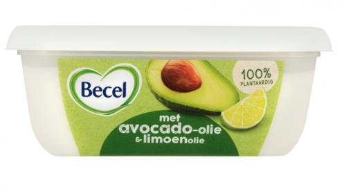 becel 100% plantaardig