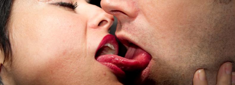 Wat als je zoenen echt heel goor vindt?