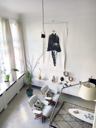 Onze huidige woning in Amsterdam