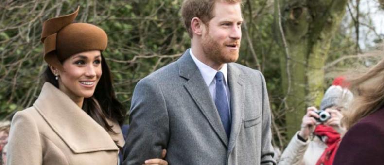 Prins Harry en Meghan Markle trouwen en gemeenschap van goederen