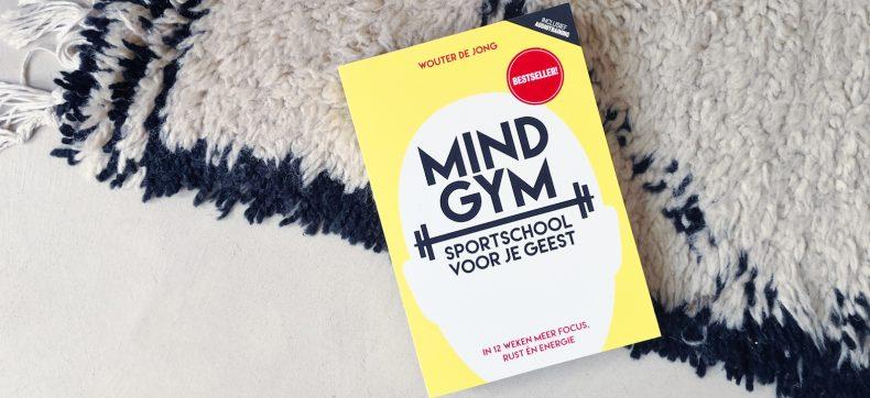 WINACTIE: het boek Mindgym van Wouter de Jong