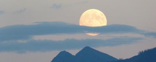 Dit weten we over de volle maan van 29 mei