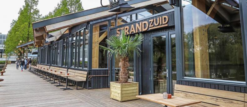 Strandzuid in Amsterdam