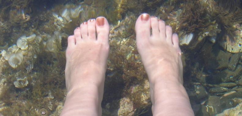 Dit zeggen je voeten over je