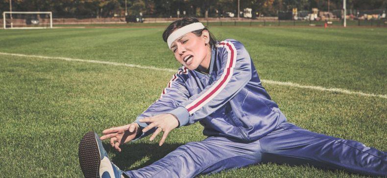 Krijg jij altijd een knalrood hoofd tijdens het sporten? Het h...