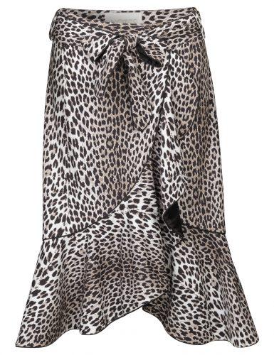 Leopard skirt €175