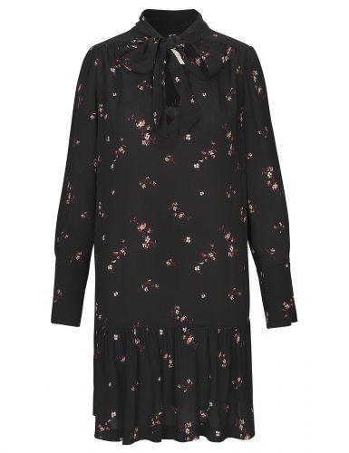 Gebloemde jurk €190