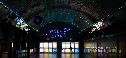 Rock & Roll: De rollerdisco maakt haar comeback