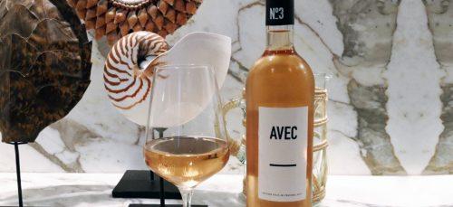 AVEC Rosé voor Indian summer nights