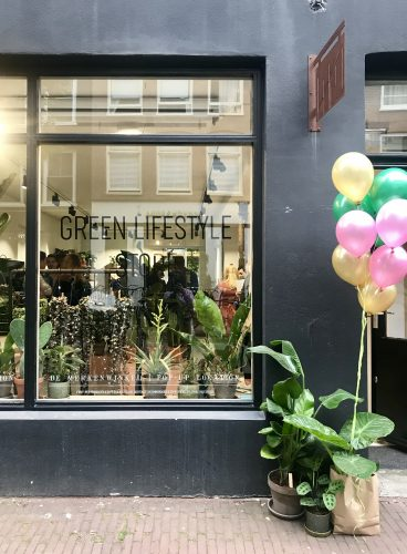 Green Lifestyle Store Amsterdam