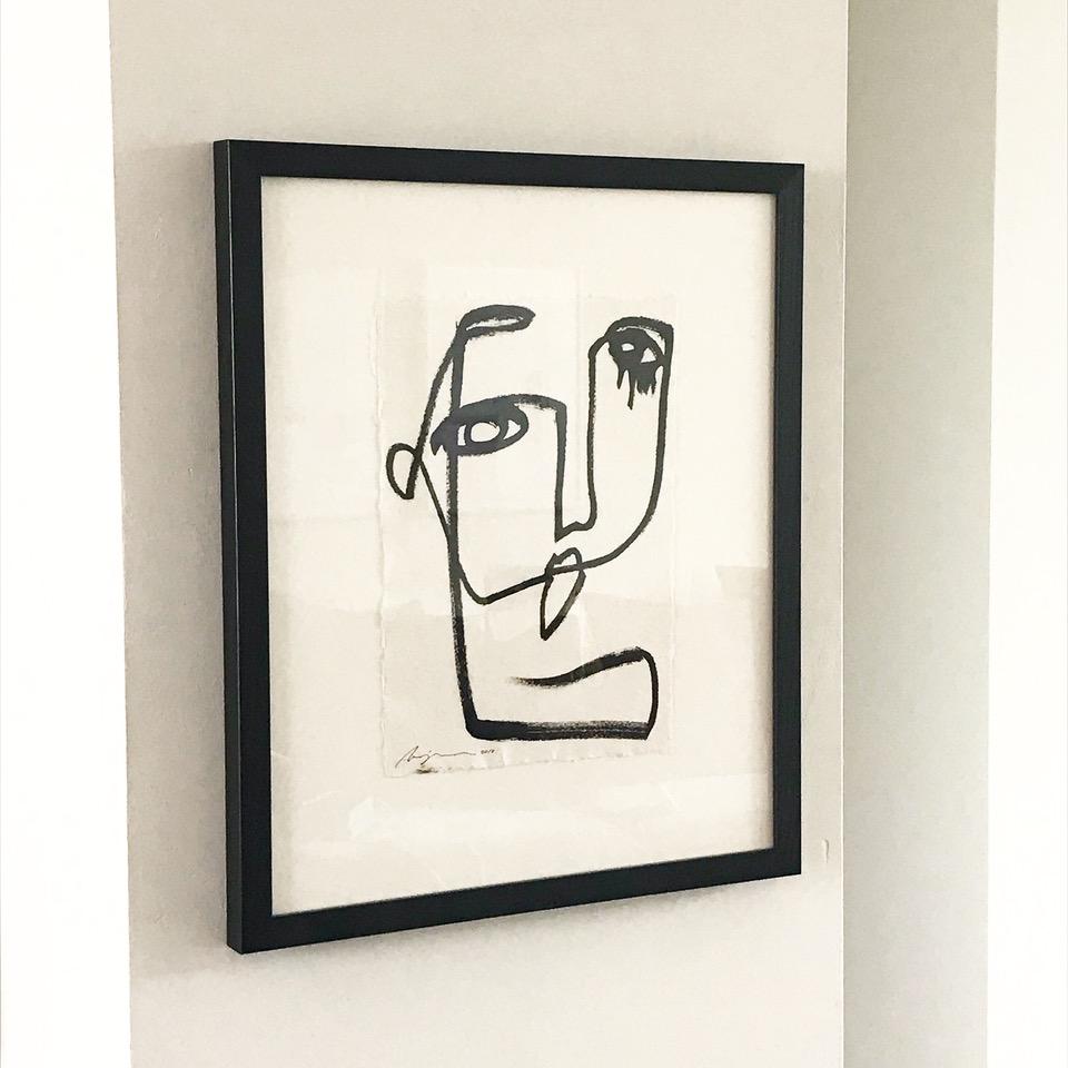 Mathilda - One - line - Maja - Krstic - Art - Diary