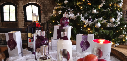 Can't wait for christmas? Molton Brown inspireert je met rum