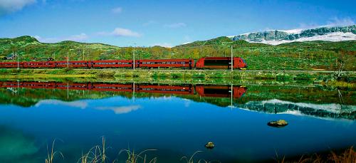 2x Magische treinreizen in Europa die op je bucket list thuish...