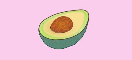 Say what? Avocado's zijn niet vegan!