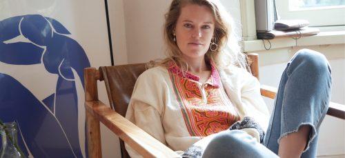 Jessika van der Meij doet aan dagdromen en juwelen maken