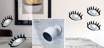 Nest houdt een oogje in het zeil: ik voel me veiliger thuis