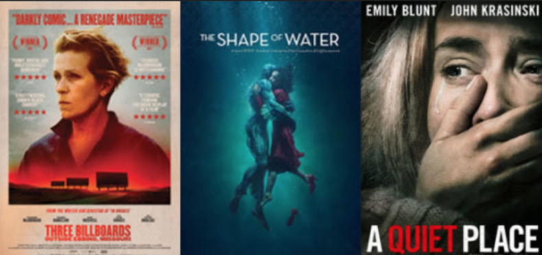 Dit zijn de beste films van 2018