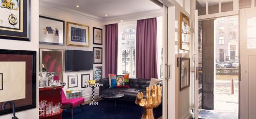 Mindful logeren in het mooiste hotel van Amsterdam