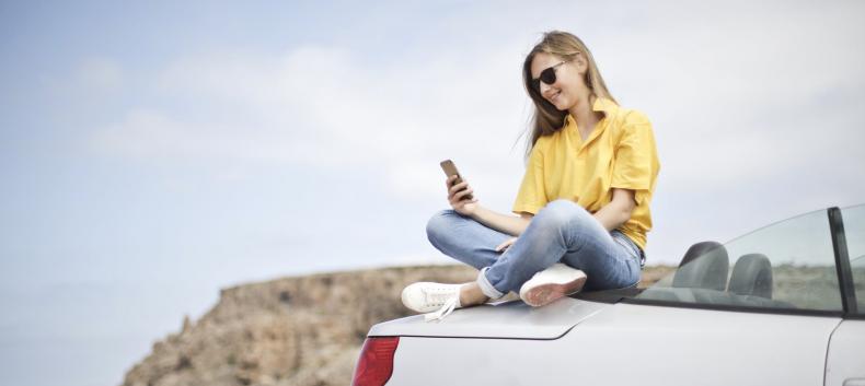 Ware zelfreflectie in een door selfies geobsedeerde wereld