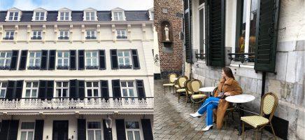 Hotel Monastère Maastricht: Sjiek is mich dat