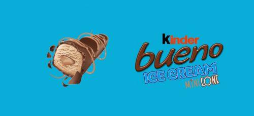 Kinder Bueno-ijs komt naar Nederland #bybikinibody