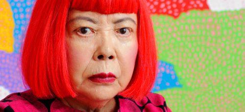 Must-see kunst van de stippenkoningin Yayoi Kusama (90)