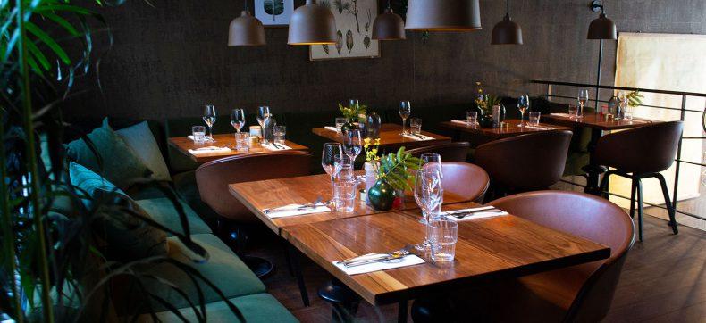 Hotspot Alert |Frans restaurant Bleu in Amsterdam