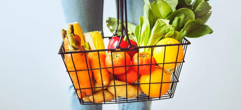 Canadese Schijf van Vijf, veggies is wat de klok slaat