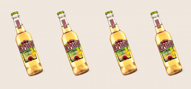 Hét drankje van deze zomer: Desperados Ginger