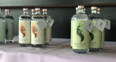 Sea Palace & Seedlip represent…. Dim Sum and alcohol-free co...
