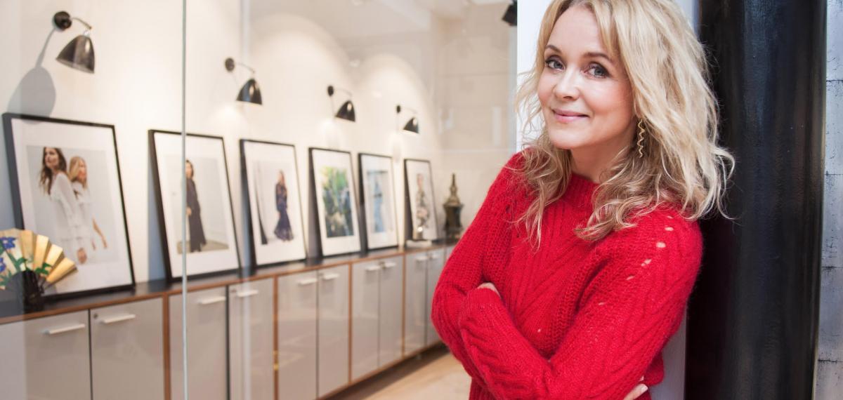 Interview: met Naja Munthe van het gelijknamige Scandinavische...