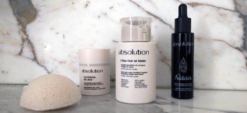 Parel voor je huid: Absolution