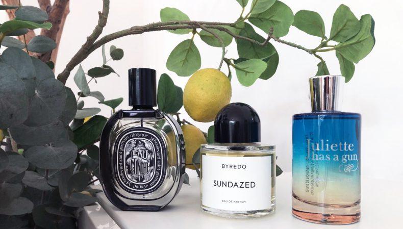 Bucketlist zomerse parfums