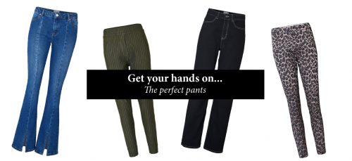 De perfecte jeans voor jouw figuur vind je zo