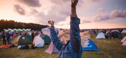 Festivallen is goed voor je gezondheid, aldus de wetenschap!