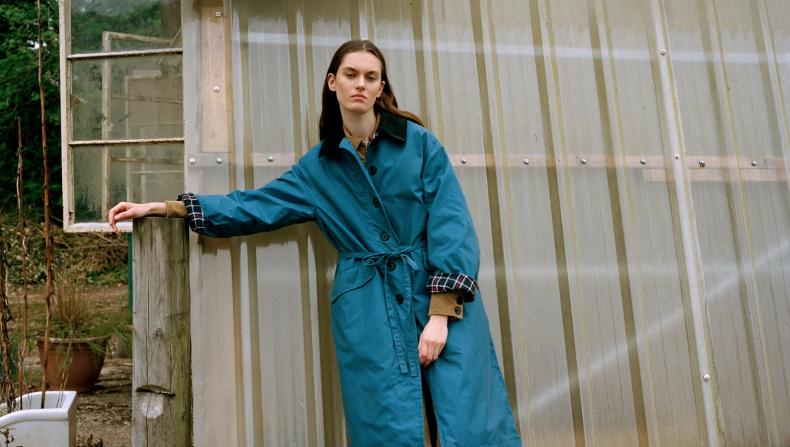 ALEXA CHUNG ontwerpt een collectie voor Barbour